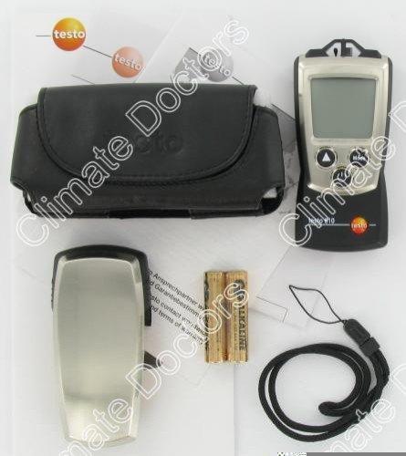 Testo 610 Pocket Temperature Humidity Meter by Testo