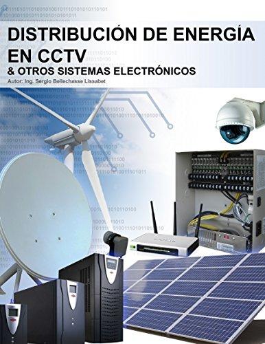 Distribución de energía en CCTV y otros sistemas electró
