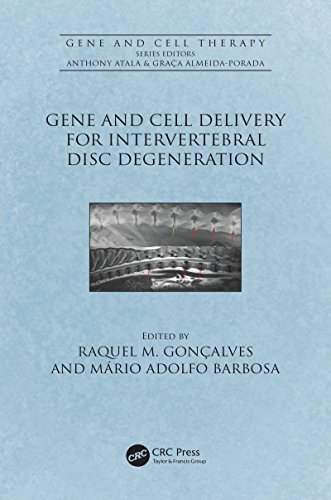Gene and Cell Delivery for Intervertebral Disc Degeneration (Gene and Cell Therapy) (English Edition)