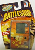 Electronic Battleship Handheld Credit Card Size Game