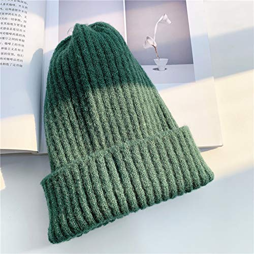 Dames Sweater Caps Wild Cute Warm Face Small Hat Herfst Gebreide Muts