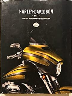 Harley-Davidson 2014 Genuine Motor Parts & Accessories Catalog