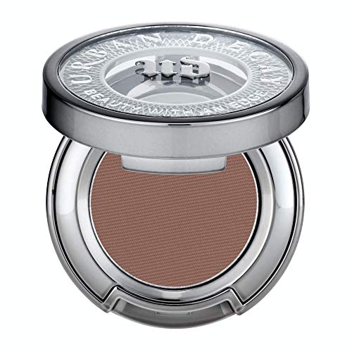 Urban Decay Eyeshadow Compact, Buck - Fawn Brown - Matte Finish - Ultra-Blendable, Rich Color with Velvety Texture