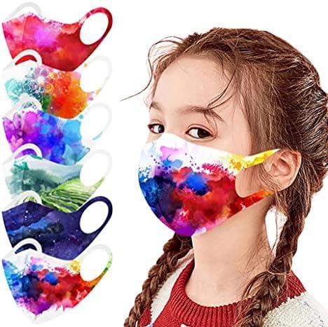【USA In Stock】12 Pcs kids Colorful Dye Print...