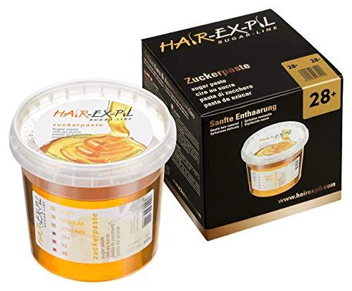 Zuckerpaste 28+ -Die mit der enormen Zugkraft ! 400gr Sugaring SugarPaste