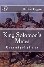 King Solomon's Mines: Unabridged edition (Immortal Classics)