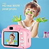 Cadeau pour Appareil Photo pour Enfant 3-8 Ans Fille, Appareil Photo Anti-Chute Grand Cadeau Mini Appareil Photo pour Enfant...