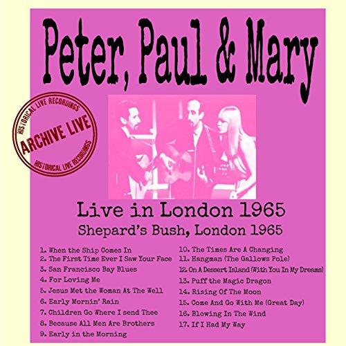 Puff The Magic Dragon Live In London 1965