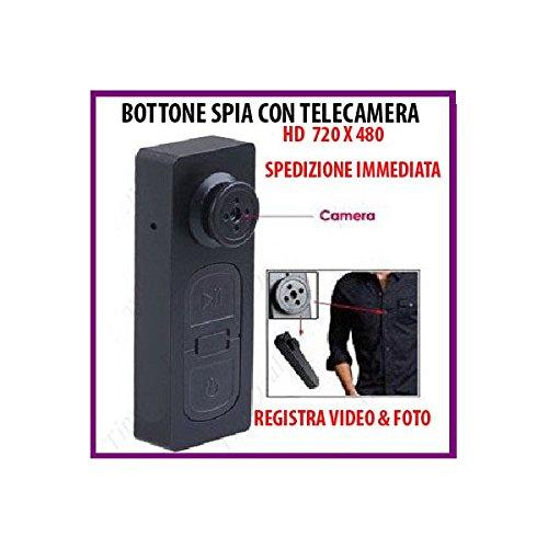 Maatbeker met microfoon, motief: Foto Spy MICRO SD 8 GB INCLUSA