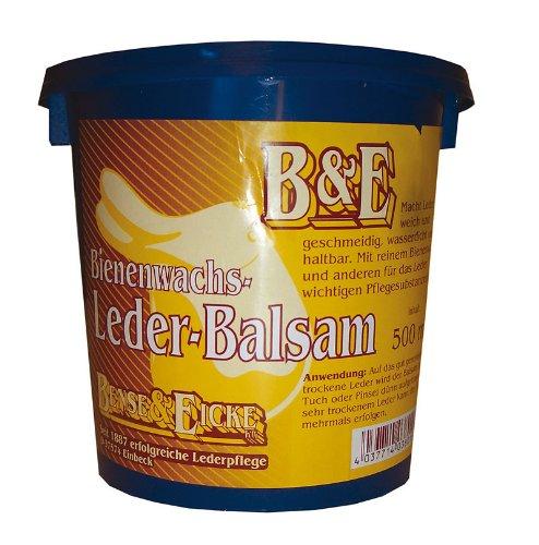 Bienenwachs Lederpflege-Balsam 500ml