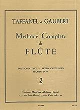 Paul Taffanel et Philippe Gaubert - Methode Complete de Flte, Vol. 2