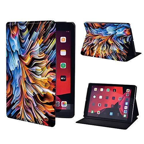 lingtai For Ap Ipad Mini 1/2/3/4/5/Ipad 2/3/4/Ipad 5th/6th/7th/Ipad Air/Air 2//3/Ipad Pro Tablet Stand Heavy Duty Protective Case (Color : Abc 1, Size : IPad Air 3 10.5)