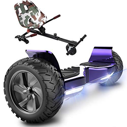 RCB Hoverboard SUV Scooter Elettrico autobilanciato 8.5 '' Hoverboard...