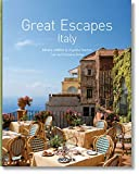 Great Escapes Italy (English, French and German Edition) (Hardcover)