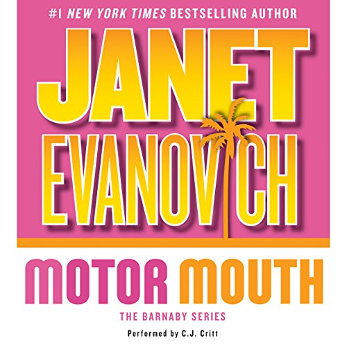 Motor Mouth audiobook cover art