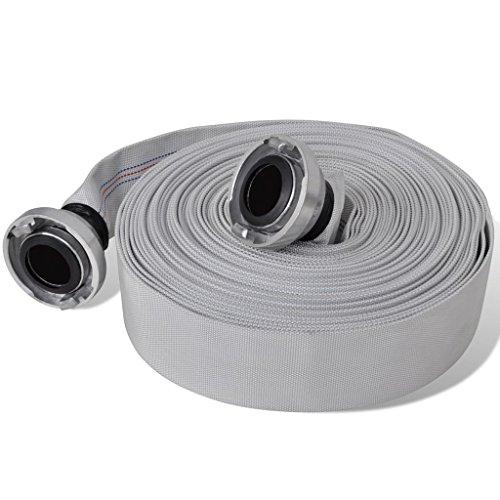 Galapara, slang, platte slang, industriële slang, brandweerslang, bouwslang, C, D-slang met Storz-koppeling, ingebonden (C | 3
