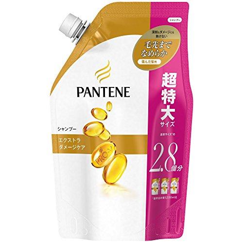 P&G パンテーン シャンプー エクストラダメージケア 詰替 超特大 950mL [5788]