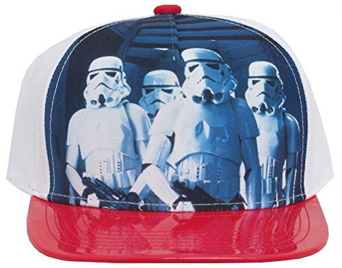 Star Wars Stormtrooper Brigade Snapback Baseball Cap
