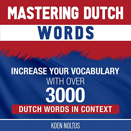 Mastering Dutch Words cover art