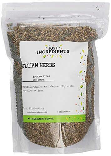 JustIngredients Premier Italian Herbs 250 g