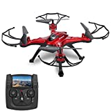 GoolRC T5G 5.8G FPV Drone con 2.0MP HD Camera Video in tempo reale, Headless...