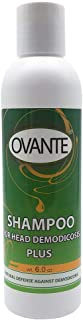 Ovante Demodex Control Shampoo for Humans | Extra Strength - 6.0 oz