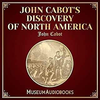 John Cabot's Discovery of North America cover art
