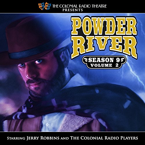 Powder River Season 9 Vol. 2 audiobook cover art