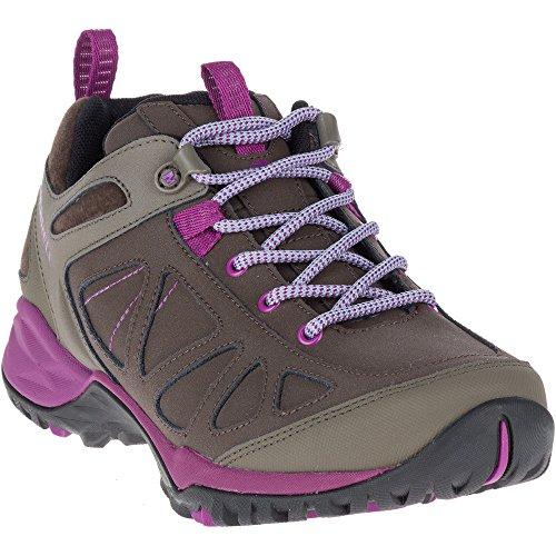 Merrell Womens/Ladies Siren Q2 Waterproof Grippy Walking Hiking Shoes
