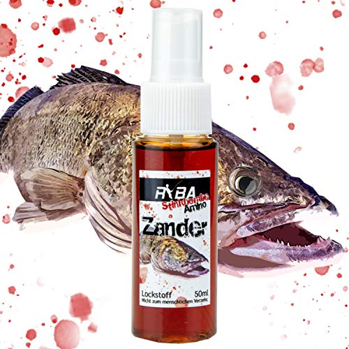 RYBA - Stinkbombe Amino - Lockstoff Spray - Zander - 50ml