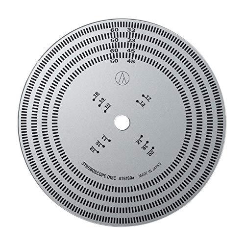 Audio-Technica AT6180a Stroboskopscheibe