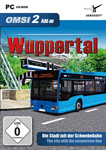 OMSI 2 - AddOn Wuppertal - [PC]