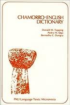 chamorro-english قاموس (صندل بالي اللغة texts _ _ _ _ _ _ _ micronesia)