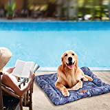 PaWz Pet Cooling Mat Gel Mats Bed Cool Pad Puppy Cat Non-Toxic Beds