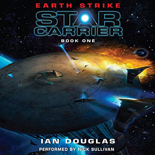 Earth Strike  audiobook cover art