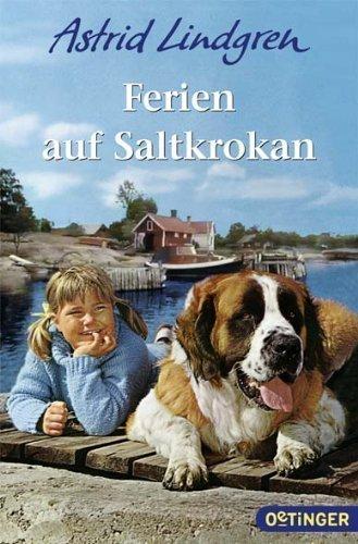 Ferien auf Saltkrokan von Lindgren. Astrid (2012) Broschiert