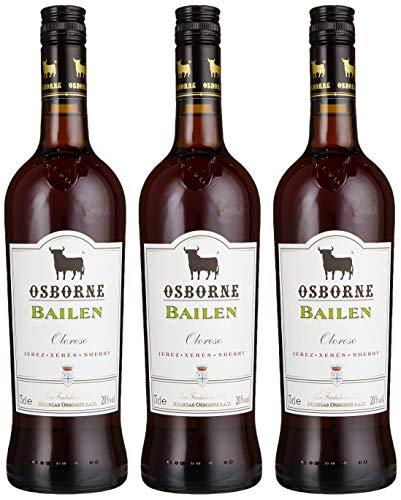 Osborne Bailén Oloroso Sherry Sherry (3 x 0.75 l)