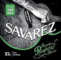 SAVAREZ サバレス / A140XL Phosphore Bronze XL フォスファーブロンズ エクストラライト 10-47 アコギ弦
