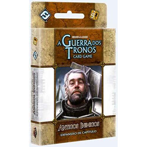 A GUERRA DOS TRONOS - CARD GAME - ANTIGOS INIMIGOS (Exp. DE CAPÍTULO)