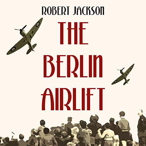 『The Berlin Airlift』のカバーアート