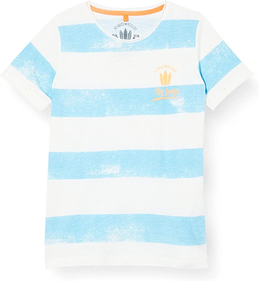 Jungen Airflight Round T-Shirt