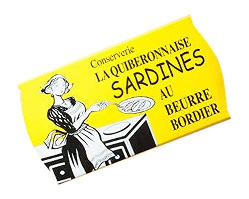 『ラ ギブロネーズ ボルディエバターサーディン』のトップ画像