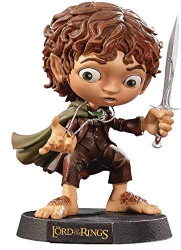 Iron Studios Minico Heroes Senhor dos Anéis: Frodo Mini Co. Boneco
