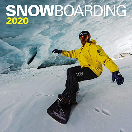 Compare Textbook Prices for Snowboarding 2020 Wall Calendar  ISBN 0629084184279 by Zebra Publishing