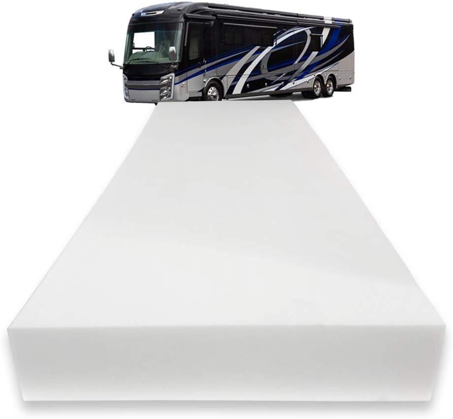 "Foamma 4"" x 30"" 80"" Camper Cheap mail order sales Mattres Travel Bunk RV Max 84% OFF High-Density"