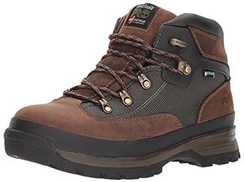 Timberland PRO Men s Euro Hiker Industrial Boot Brown 12