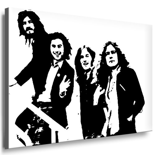 Bilder Kunstdrucke / Boikal / Bild mit Keilrahmen Led Zeppelin 100x70 cm xxl.423