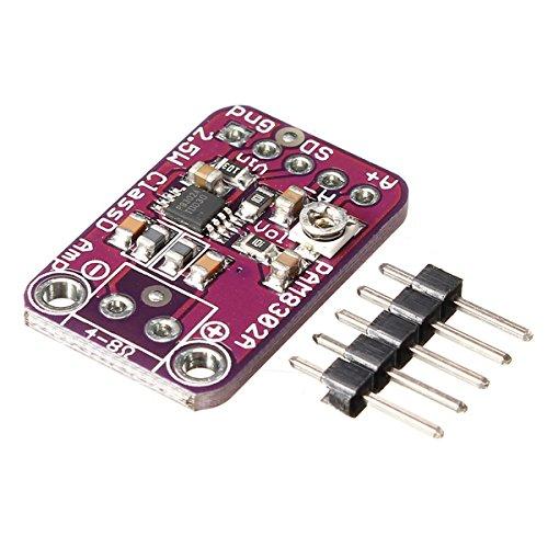 ILS - 832 PAM8302 2.5W eenkanaals klasse D audio-versterker development board voor Arduino