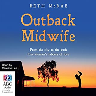 Outback Midwife cover art