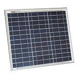 Photonic Universe Panneau solaire 30W avec câble de 5 m pour camping-car, caravane, bateau ou tout autre système 12 V 30 W